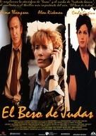 Judas Kiss - Spanish Movie Poster (xs thumbnail)
