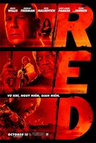 RED - Vietnamese Movie Poster (xs thumbnail)