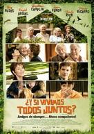 Et si on vivait tous ensemble? - Colombian Movie Poster (xs thumbnail)