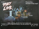 They Live - British Movie Poster (xs thumbnail)