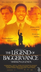 The Legend Of Bagger Vance - Swedish Movie Poster (xs thumbnail)