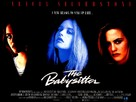 The Babysitter - Movie Poster (xs thumbnail)