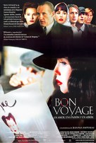 Bon voyage - Mexican Movie Poster (xs thumbnail)