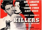 The Killers - British Movie Poster (xs thumbnail)