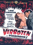 Verboten! - Movie Cover (xs thumbnail)