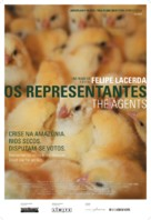The Agents: Os Representantes - Brazilian Movie Poster (xs thumbnail)