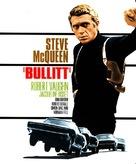 Bullitt - Blu-Ray movie cover (xs thumbnail)