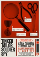 Tinker Tailor Soldier Spy - poster (xs thumbnail)