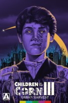 Children of the Corn III - British Movie Cover (xs thumbnail)
