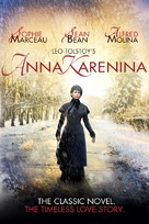 Anna Karenina - DVD movie cover (xs thumbnail)