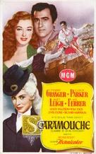 Scaramouche - Spanish Movie Poster (xs thumbnail)