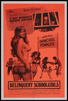 Carnal Madness - Movie Poster (xs thumbnail)