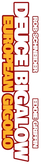 Deuce Bigalow: European Gigolo - German Logo (xs thumbnail)