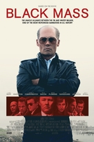 Black Mass - Norwegian Movie Poster (xs thumbnail)