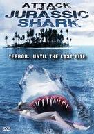 Jurassic Shark - DVD cover (xs thumbnail)