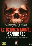 Ultimo mondo cannibale - French Movie Cover (xs thumbnail)