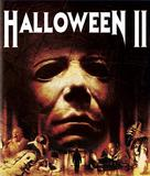 Halloween II - Blu-Ray cover (xs thumbnail)
