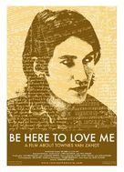Be Here to Love Me: A Film About Townes Van Zandt - poster (xs thumbnail)