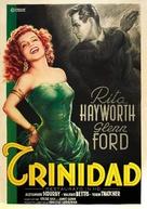 Affair in Trinidad - Italian DVD movie cover (xs thumbnail)