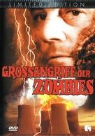 Incubo sulla città contaminata - German DVD cover (xs thumbnail)