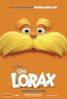 The Lorax - Australian Movie Poster (xs thumbnail)