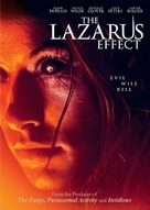 The Lazarus Effect - DVD cover (xs thumbnail)