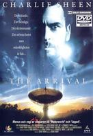 The Arrival - Swedish DVD cover (xs thumbnail)