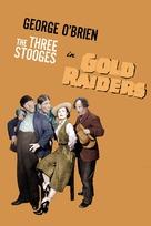 Gold Raiders - DVD cover (xs thumbnail)