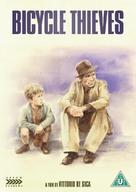 Ladri di biciclette - British Movie Cover (xs thumbnail)