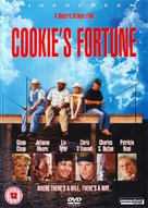 Cookie's Fortune - British DVD cover (xs thumbnail)
