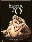 Histoire d'O - French Movie Poster (xs thumbnail)