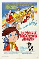 Hansu Kurushitan Anderusan no sekai - Movie Poster (xs thumbnail)