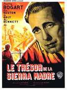 The Treasure of the Sierra Madre - French Movie Poster (xs thumbnail)