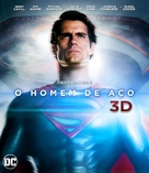 Man of Steel - Brazilian Movie Cover (xs thumbnail)