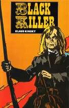 Black Killer - Finnish VHS cover (xs thumbnail)