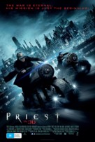 Priest - Australian Movie Poster (xs thumbnail)