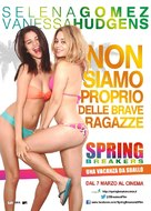 Spring Breakers - Italian Movie Poster (xs thumbnail)