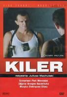 Kiler - Polish DVD cover (xs thumbnail)