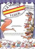 Marcha verde, La - Spanish poster (xs thumbnail)