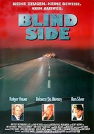 Blind Side - German Movie Poster (xs thumbnail)