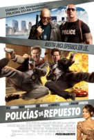 The Other Guys - Mexican Movie Poster (xs thumbnail)