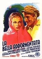 La bella addormentata - Italian Movie Poster (xs thumbnail)