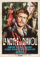 La notte dei diavoli - Italian Movie Poster (xs thumbnail)