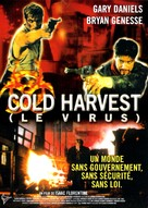 Cold Harvest - French DVD movie cover (xs thumbnail)