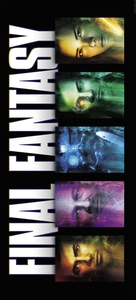 Final Fantasy The Spirits Within 2001 Movie Posters