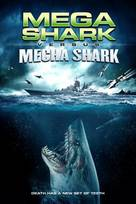 Mega Shark vs. Mecha Shark - Dutch DVD cover (xs thumbnail)