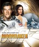 Moonraker - Blu-Ray movie cover (xs thumbnail)