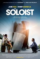 The Soloist - Movie Poster (xs thumbnail)
