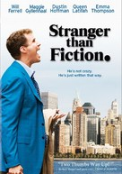 Stranger Than Fiction - DVD cover (xs thumbnail)