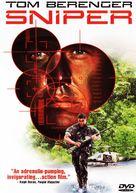 Sniper - DVD cover (xs thumbnail)